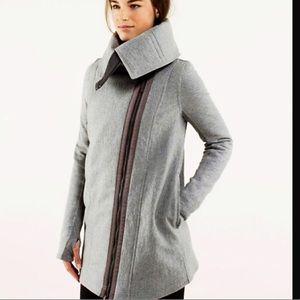 Lululemon Virasana Wrap Blanket Jacket